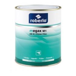 MEGAX M1 fondo 5:1 gris claro - 1L