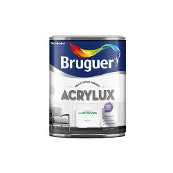 Acrylux Blanco Mate Sedoso 750ml